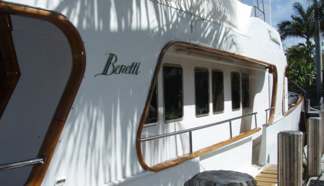 Last One Charter Yacht - 3