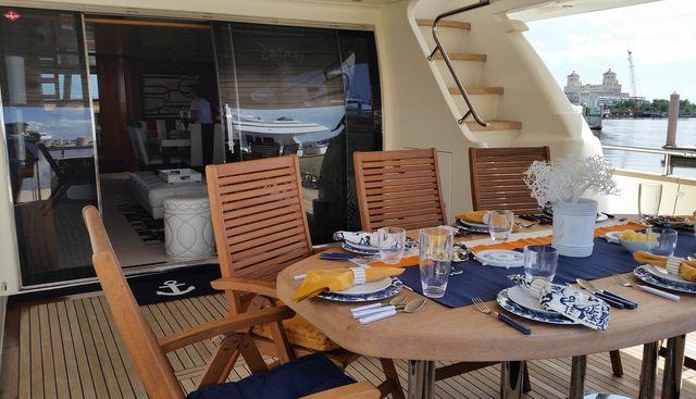 Catari Charter Yacht - 4