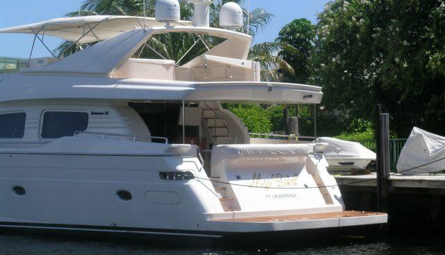 My Girl Charter Yacht - 3