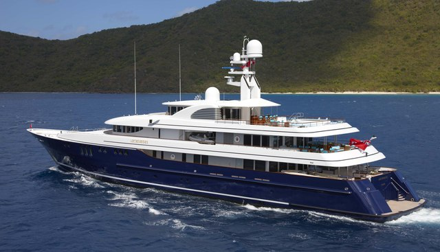 Archimedes Charter Yacht - 2