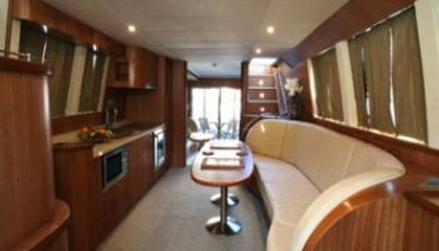 Just She Charter Yacht - 4