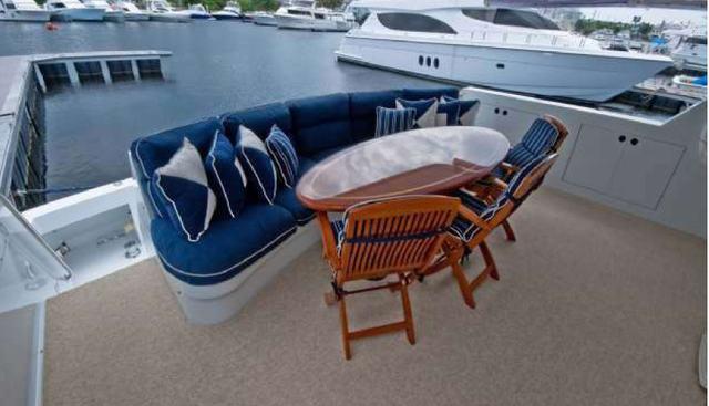 Miz Doris III Charter Yacht - 3