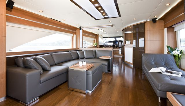 Kaijou Charter Yacht - 4