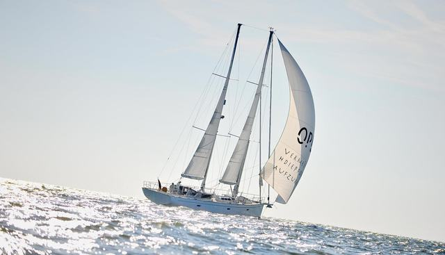 Helene Charter Yacht