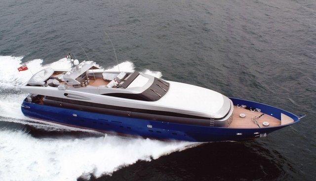 Bellissima Charter Yacht