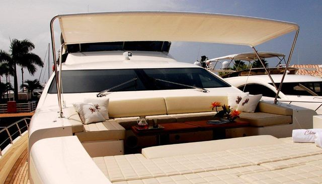 Itza Charter Yacht - 3