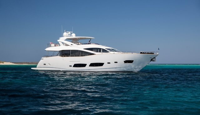 Play the Game Charter Yacht