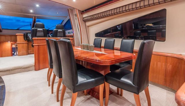 Why Knot Charter Yacht - 7