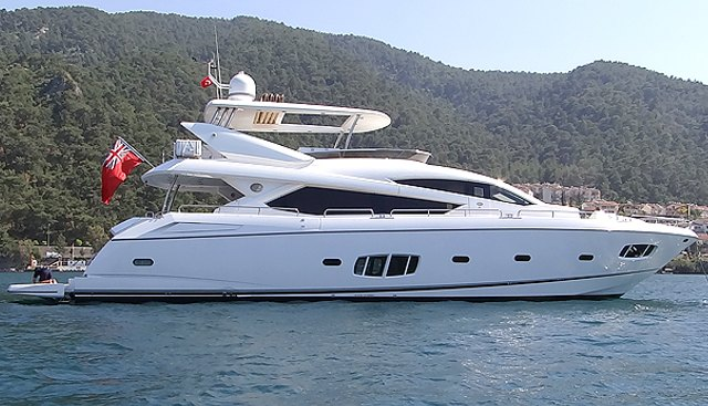 Abby Grace Charter Yacht