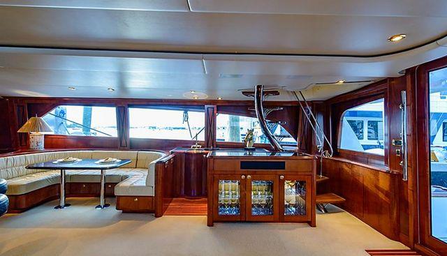 Black Shadow Charter Yacht - 7