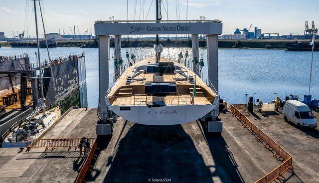 CeFeA Charter Yacht - 6