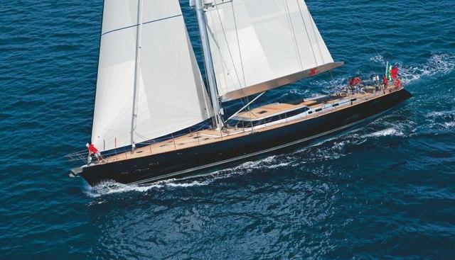 Black Lion Charter Yacht