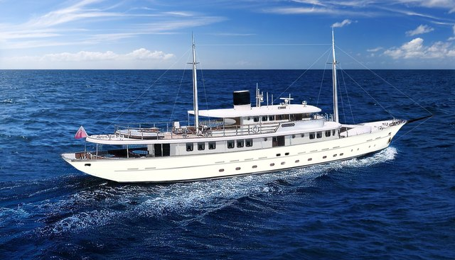 Antinea Charter Yacht