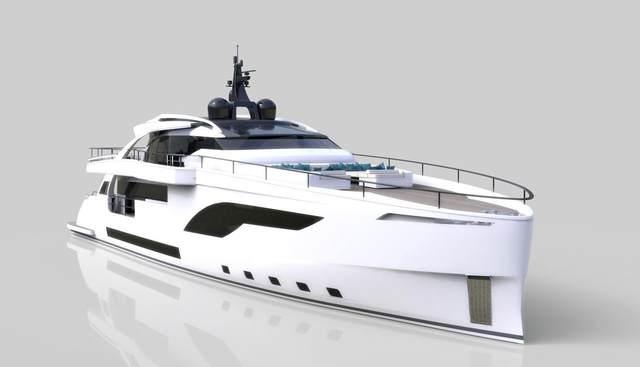 Wider 130 Charter Yacht