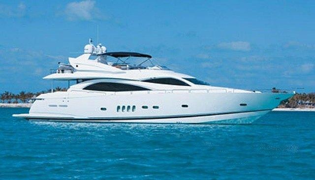 Terraferma Charter Yacht