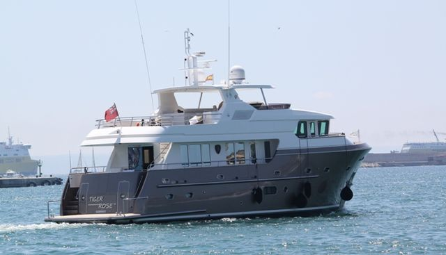 Tiger Rose Charter Yacht - 2