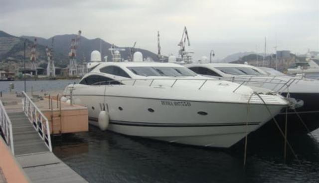 Predator 82 Charter Yacht - 6