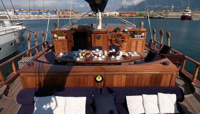 Myra Charter Yacht - 2