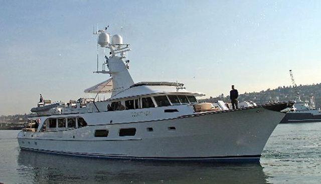 Dorothea Charter Yacht
