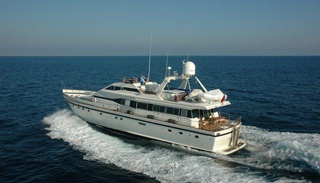 Bristol II of Beaulieu Charter Yacht