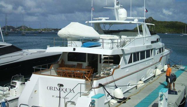 Orinoquia Charter Yacht - 2
