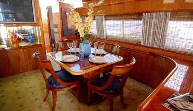 Aenigma Charter Yacht - 3