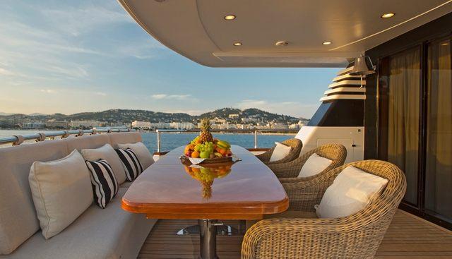 Trapezus Charter Yacht - 4