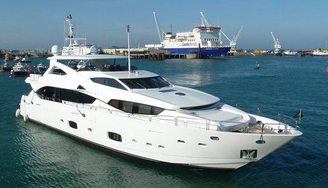 Final Cut IV Charter Yacht