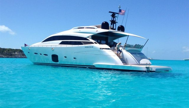 Coal Blooded Charter Yacht - 8