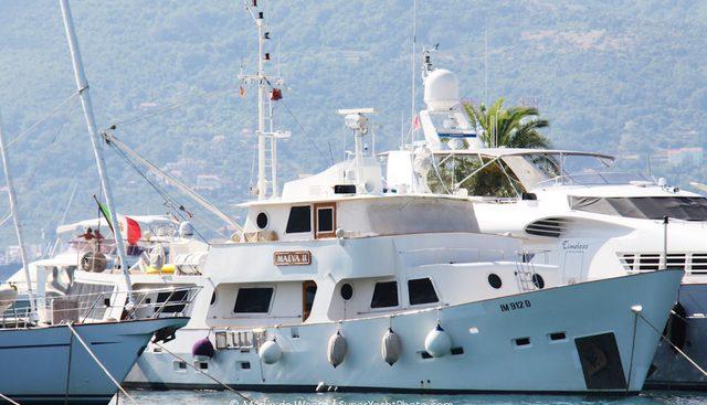 Maeva II Charter Yacht