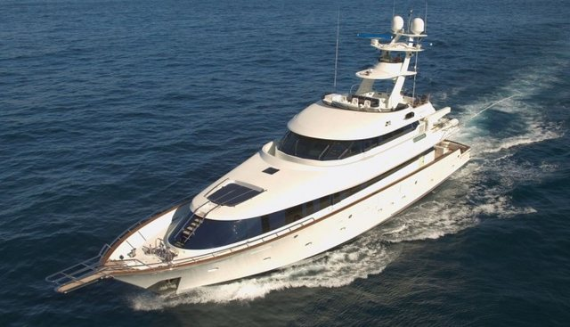 Mea Culpa Charter Yacht - 3