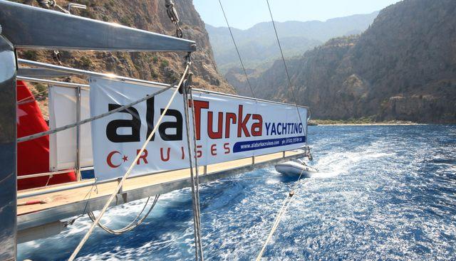 Alaturka 2 Charter Yacht - 5