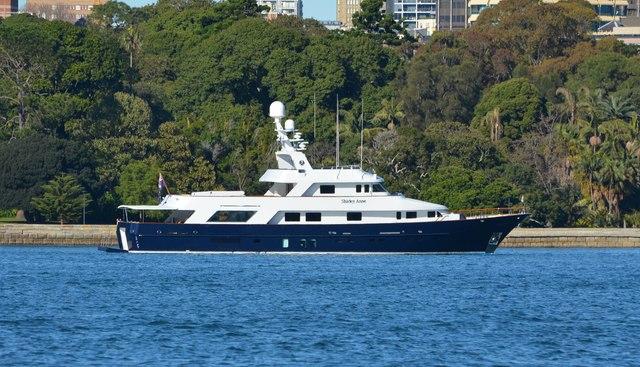 Shirley Anne Charter Yacht