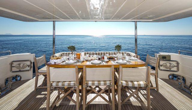 Mythos Charter Yacht - 4