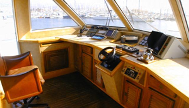 Sea Life Charter Yacht - 2