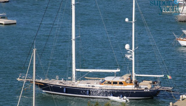 Alme Sol Charter Yacht