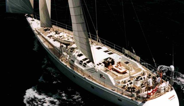 Garuda Charter Yacht