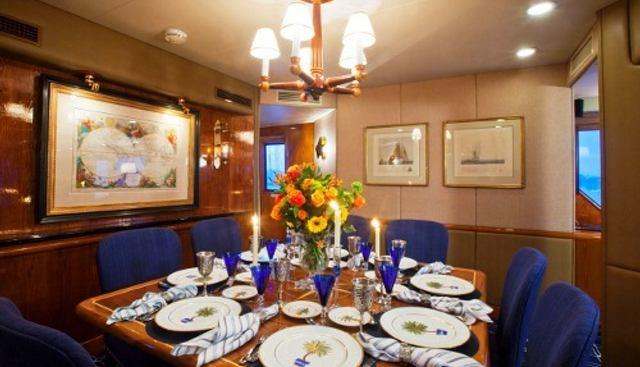 Oceans XI Charter Yacht - 8