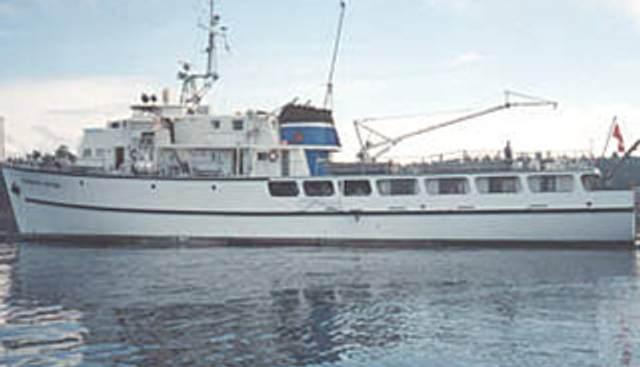 Edgewater Fortune Charter Yacht
