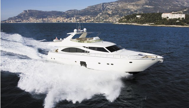 Leonessa Charter Yacht