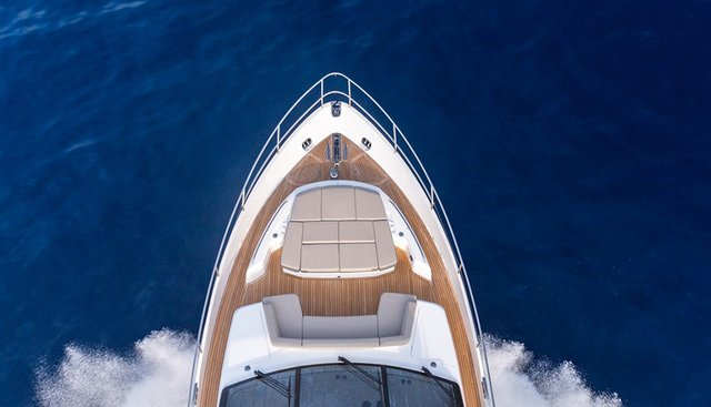 Shades of Grey Charter Yacht - 4