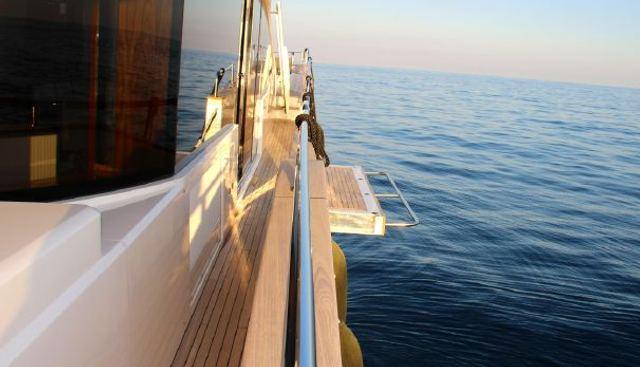 Eck Charter Yacht - 4