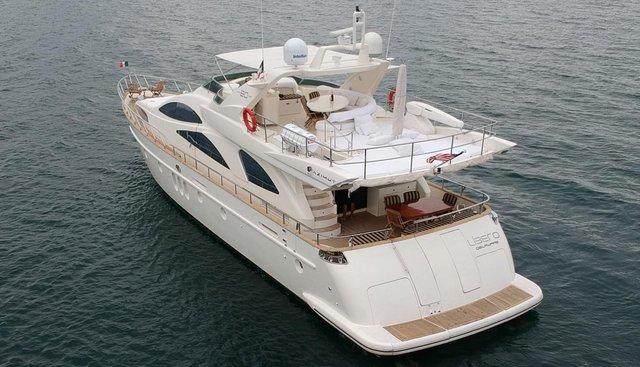 Libero Charter Yacht - 2