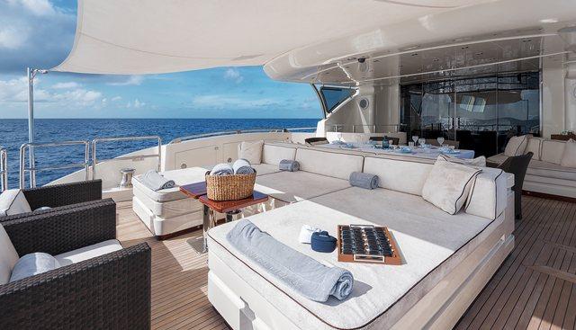 Antelope IV Charter Yacht - 5