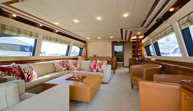 Unforgettable Charter Yacht - 4