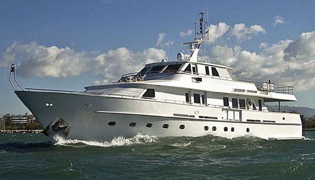 Wizard Charter Yacht - 2