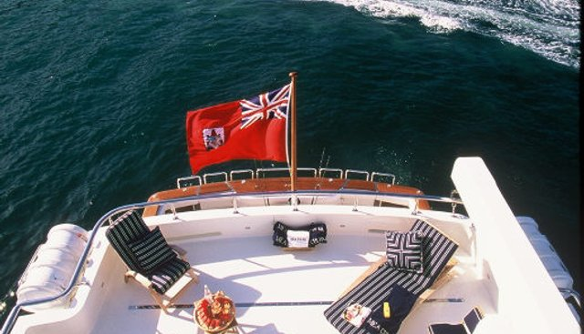 Mea Culpa Charter Yacht - 5