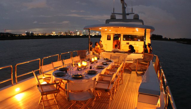 Nymphaea Charter Yacht - 2