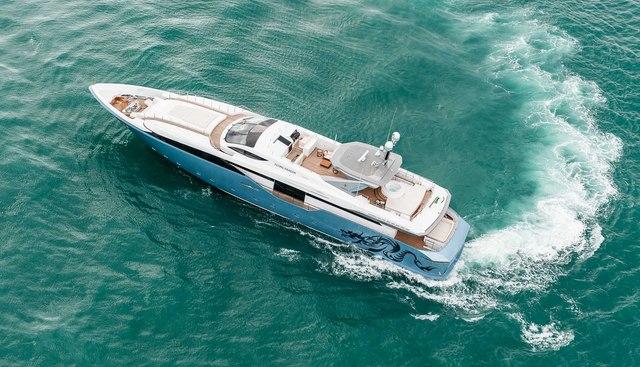 Zig Zag Ocean Charter Yacht