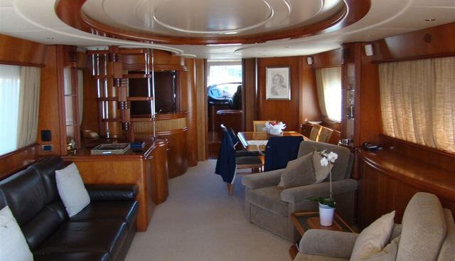 Verena V Charter Yacht - 5